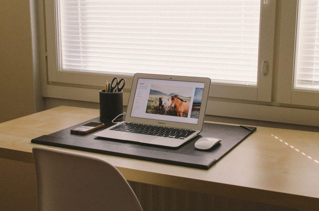 home office, desk